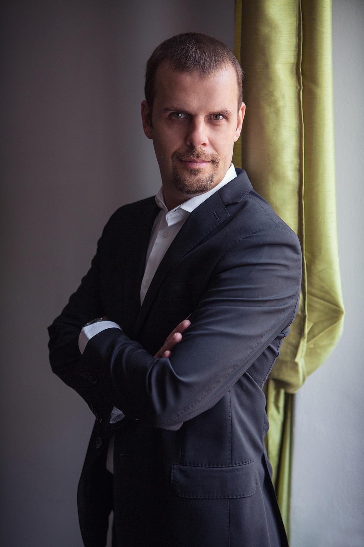 Moderator Ondra Pokorny 3